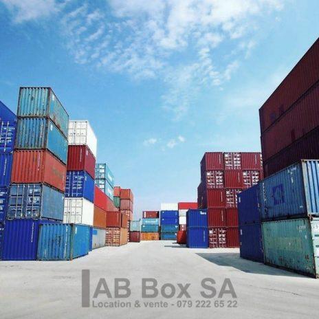 container-maritime-occasion-a-vendre